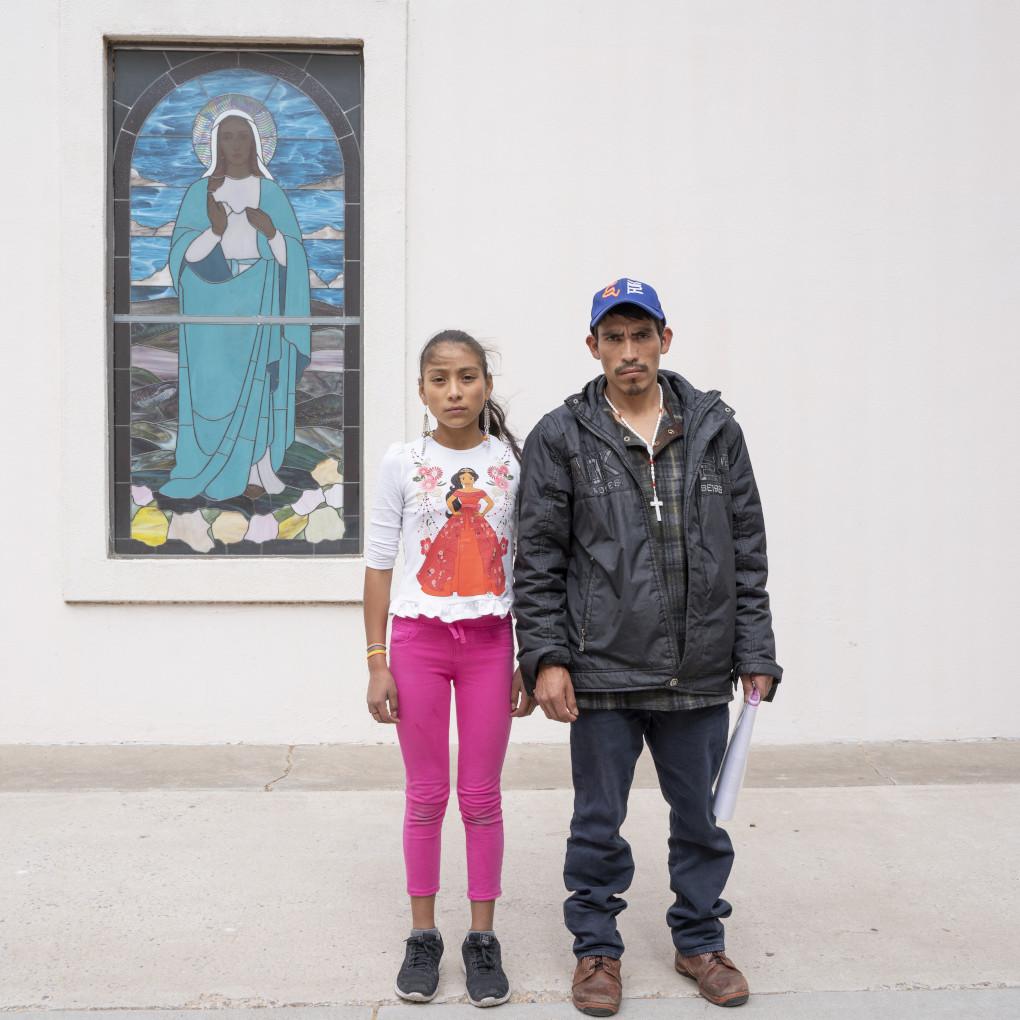 Waldemar Ruiz Villatoro, 33, Virginia Carmelita Ruiz Carillo