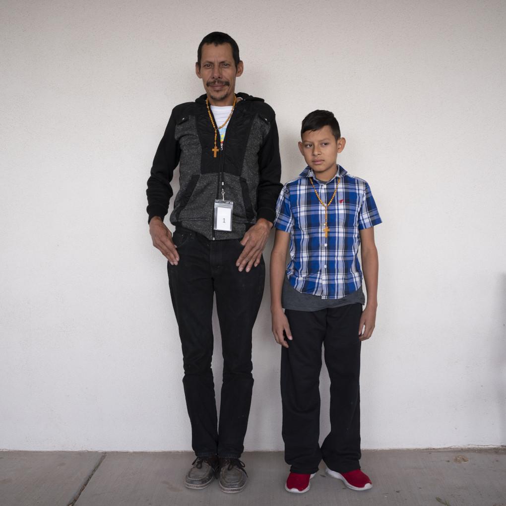 Dionel Martinez Ortega, 48, Darwin Leonel Martinez Morales,